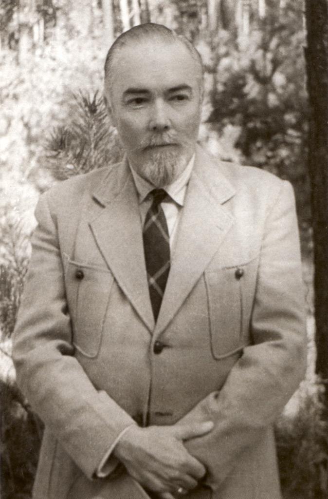 Ю.Н. Рерих